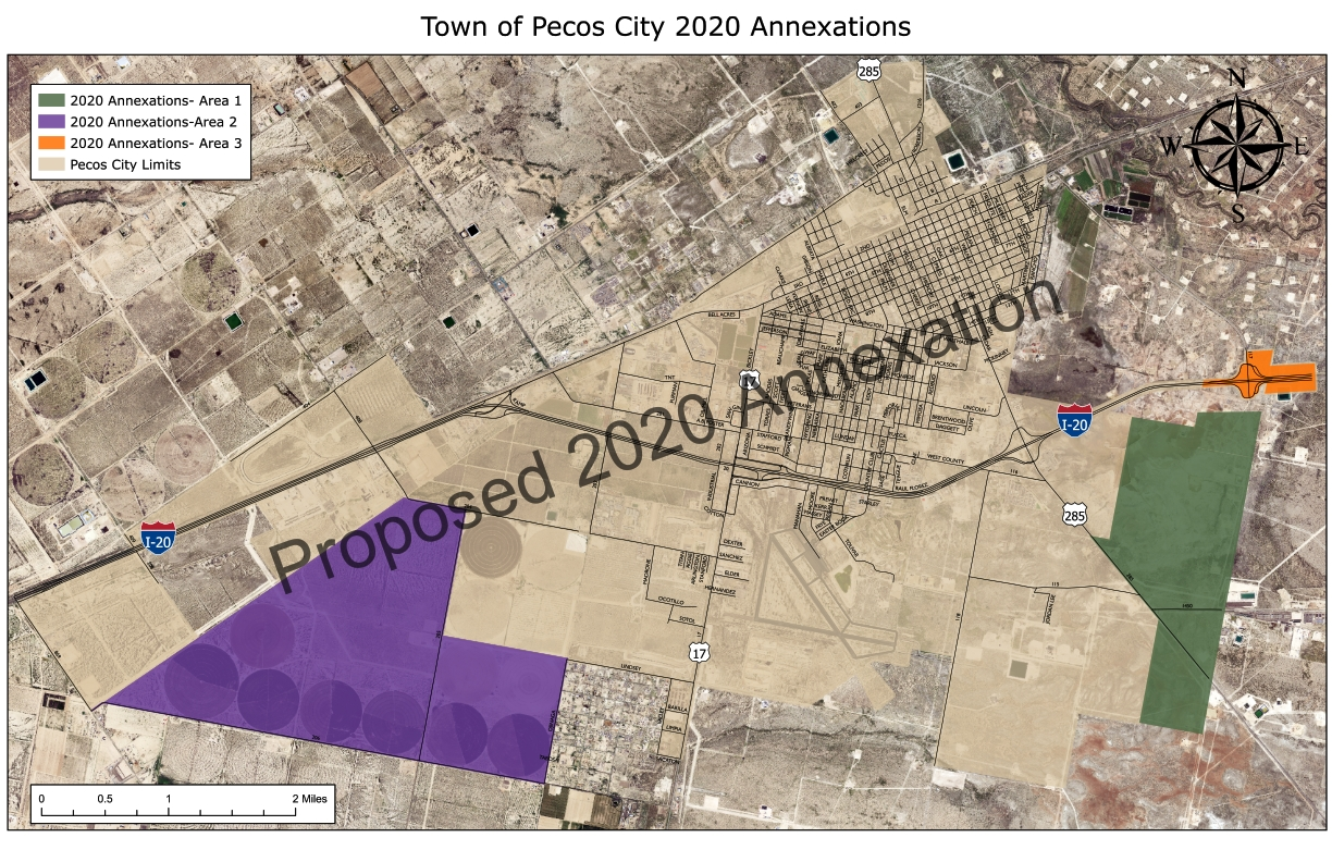 Proposed 2020 Annexation