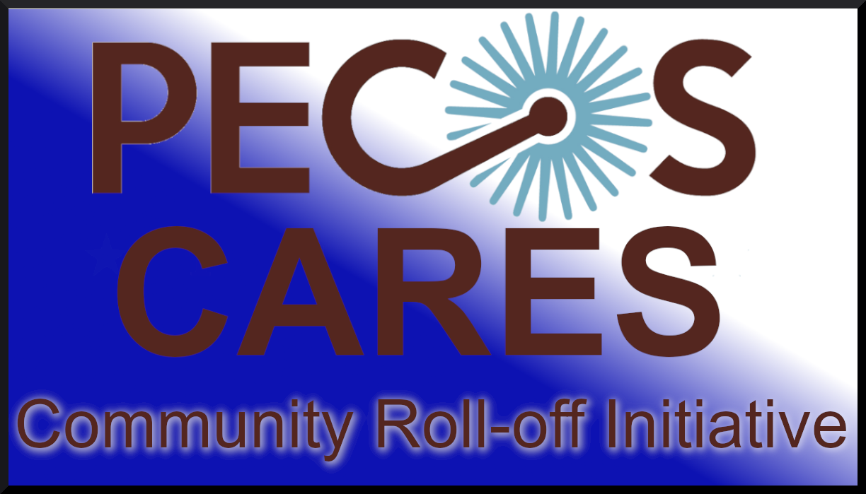Pecos Cares Roll-off Campaign